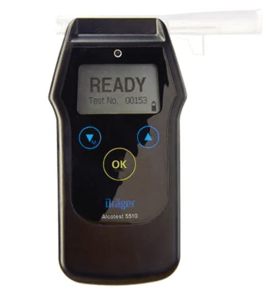 В более современных моделях алкотестера есть минипринтер — он печатает результат теста. Эту распечатку инспектор прикрепит к протоколу.
