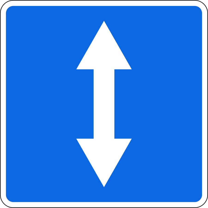 Если этот знак висит надороге, следите зацветом сигнала светофора. Навашей полосе горит красный— перестройтесь вдругую